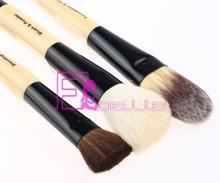 High quality stylish goat nylon pony hair makeup contour/blending/orbital brush