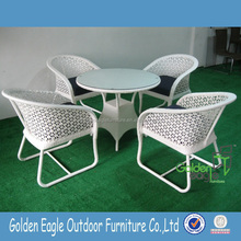 outdoor indoor garden rattan wicker aluminum dining set living accents outdoor furniture