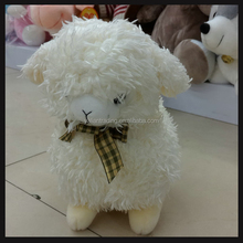 white color soft toy lamb plush toy lambs on promotion