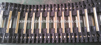 snow tracks for vehicles,snowmobile track,small rubber track,