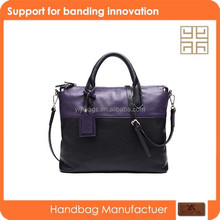 New fashion lady leather messenger bag for women in China