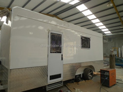 car trailer use caravan camper trailer
