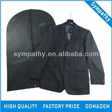 2012 Cheaper price non woven suit cover for wedding dress shop