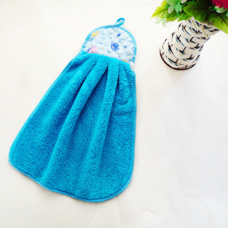 Custom Hand Towel/ Compressed Hand Towel/ Decorative Hand