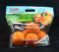 custom printed food safe fruit packing bags grape packaging bag