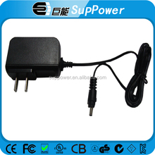 5V 1A power adapter 5v 1a power supply 5w ac/dc adapter