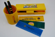 Plastic writing case printer print any pcture and words on writing case