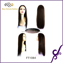 Wholesale human hair lace front wigs,long straight wigs for black women