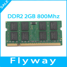 Full Testing Compatible All Motherboards RAM Memory RAM DDR2 4GB for Laptop Notebook