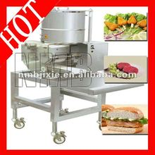 Food restaurant widely used beef patty making machine