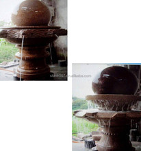 Factory Supply Rotating Ball Water Fountain