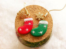 newest Decoration polymer clay angel Christmas ornaments