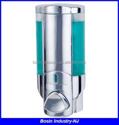 NJ-CD-1016C Hotel Plastic Liquid Manual Soap Dispenser