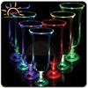 Light Up Hurricane Glasses, Flashing light glass, LED glass for bar