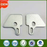 Electric motor shell punching parts