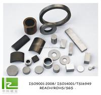 2015 New Produce Ferrite Segment Magnet/ Arc magnet/Motor magnet