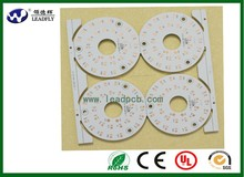 super price Aluminum pcb for led circuit board for led bulb parts and pcb suppliers