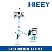 led work lights set outdoor lamps with stand portable work light