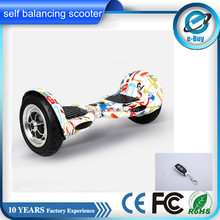 10inch 2015 Hot Sales Mono Rover R2 2 Wheel Self Balancing Electric Scooters Samsung Battery