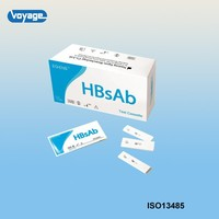 China high quality over 99% accuracy best price One step HBsAb rapid test