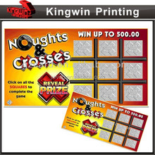 Scratch to win in the rocky scratch card games