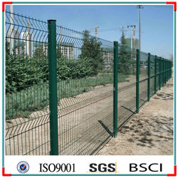 3d welded wire fence, welded wire mesh fencing