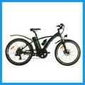 500 w batería de litio operada bici de montaña eléctrica