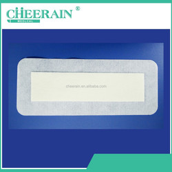 chitosan surgical dressing adhesive wound dressing for burn treatment