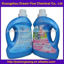 Alta concentración mejor detergente líquido de limpieza químicos producto