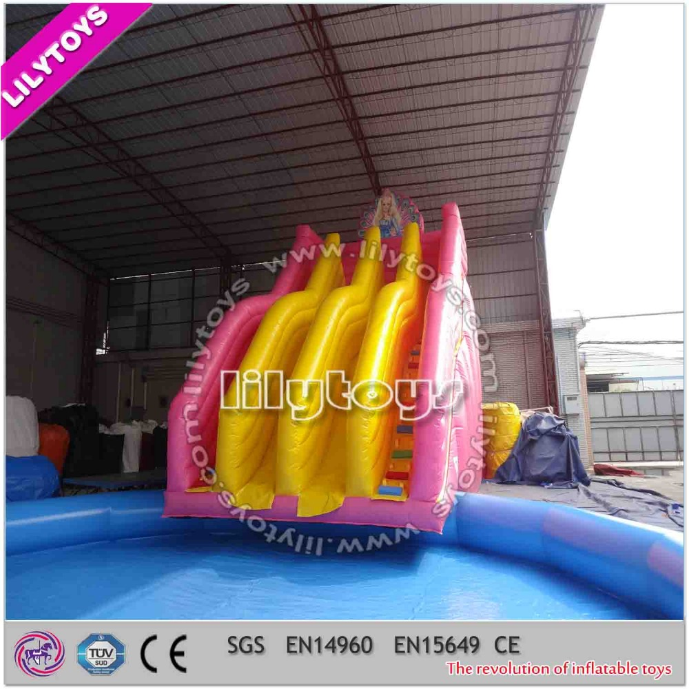 Inflatable Water Slide Port Macquarie: Giant Inflatable Water Slide