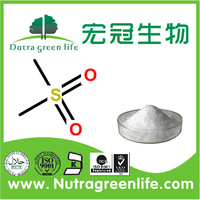 5-80 mesh Food grade MSM/Dimethyl sulfone/Methyl Sulfonyl Methane/Methylsulfonylmethane/CAS NO.:67-71-0