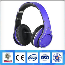 over-ear bluetooth headphone wireless headphone with microphone adjustable headband comfort fit on ear