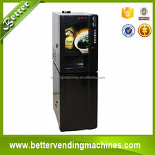 easy coin operated instant coffee making machine
