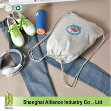 Customized Ployester Drawstring Bag,Custom Printing Cotton Drawstring Backpack Bag