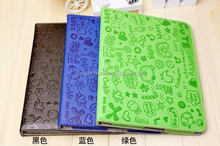 Wholesale universal flip leather case for ipad 2 3 4