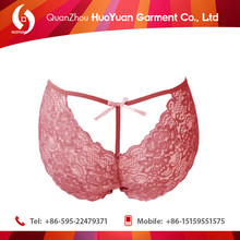 Free Size Sexy Lace Panty China Manufacturer Bamboo Fiber Wholesale Women Panties