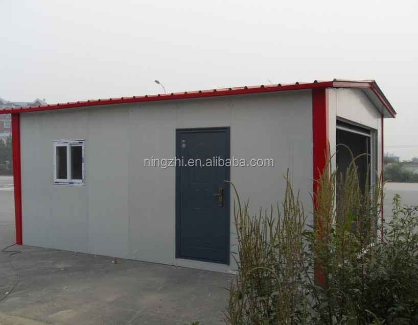 Removable sandwich panel house view removable sandwich - Sandwich panel homes ...