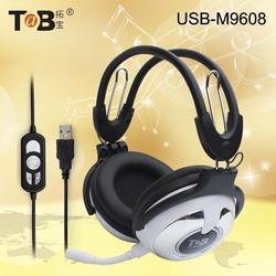 new product 50mm headphone driver, game headphones