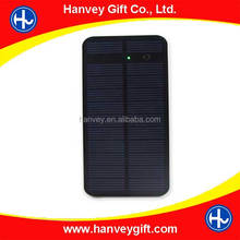 4 LED light solar powed solar phone charger