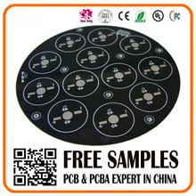 electronic circuit pcb board with ENIG