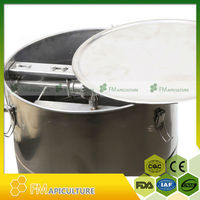 2/3/4/6/8/12/24 framens electric honey extractor/Manual honey extractor