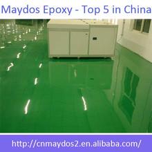 China Top 5 - Maydos Chemical Resistant Self Leveling Epoxy Floor Coating for Food Factory
