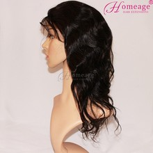 homeage Wendy hair kinky baby curl hair human hair cheap part lace wigs