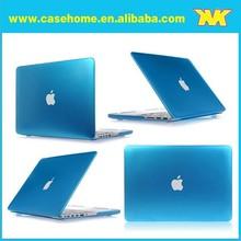 for macbook 15.4 hard cover slim metallic case for macbook pro