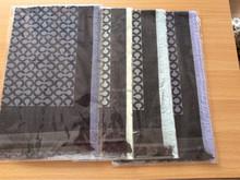 2015 hot sale silk scarf poeny pattern indian men shawl