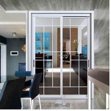 white color grill design sale sliding doors
