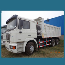 F2000 Shacman Dump Truck Better Than Used Iveco Dump Truck