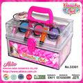 colorido de la diversión para contenedores kits de cosméticos