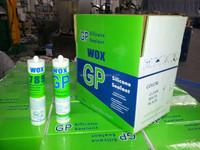 transparent anti-bacterial general purpose silicone sealant
