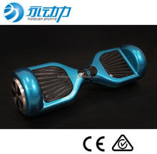 Low speed smart two wheeled adults/kids lithium electric self balance scooter